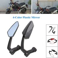 Colourful Motorcycle Rearview Mirror  Side Mirrors For Electric Bike Motorcycle