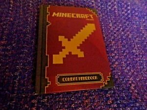 Mojang Minecraft Official Combat Handbook From 2014