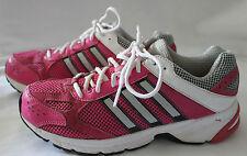 ADIDAS ~ Lightstrike Eva Pink  White Silver Lightweight Running Sneakers US 8 40