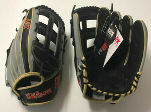 "Wilson A2K October 2020 1799SS Glove Of The Month 12.75"" SuperSkin Spin Control"