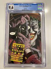 Batman: The Killing Joke 10th Printing #nn Comic - CGC 9.6 DC Comics 1988 RARE!