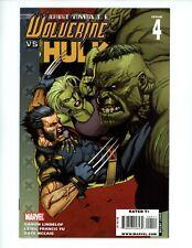 Ultimate Wolverine vs. Hulk #4, NM+ 2009 Marvel Comics Ultimate She-Hulk!