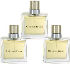Celine Dion For Women Combo Pack: EDT Perfume Spray 3oz (3x1oz Bottles) Unboxed