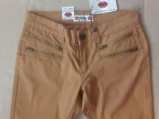 What About Me Women's Jeans Creme Caramel Size 9/10 NWT