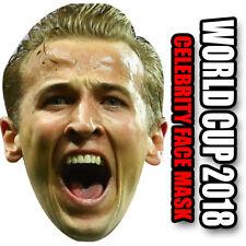 The SUPER Harry Kane **ENGLAND SAVIOR** Celebrity Face Mask Football - THICKER