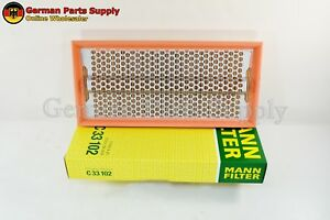 Mercedes-Benz MANN AIR FILTER OEM QLTY C33102 / 0030946104