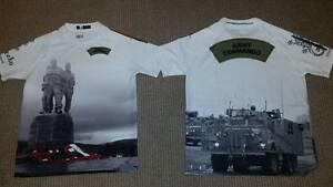 Army Commando Sublimated Rugby shirt, Spean Bridge, CDO knife Mastiff, Ridgeback