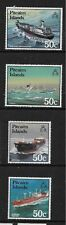 1985 Ships set of 4 Complete MUH/MNH as Issued