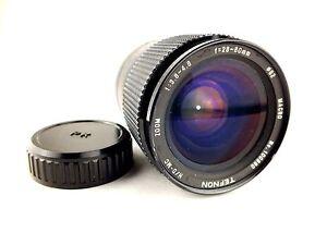 TEFNON H/D-MC ZOOM f/3.8~4.8 28~80mm Lens for PENTAX