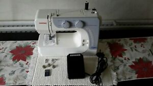JANOME ELECTRIC FREEARM SEWING MACHINE