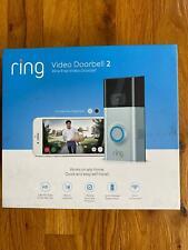 BRAND NEW! Ring Video Doorbell 2 Wire-Free Video Doorbell