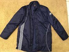 Giaccone Invernale Adidas, Blu Scuro Taglia L