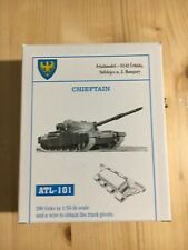 1/35 ATL-101 FRIUL MODEL - METAL TRACKS - CHIEFTAIN