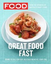 Everyday Food: Great Food Fast, Martha Stewart Living Magazine