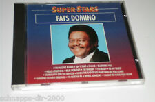 Fats Domino SUPER STARS CD con i 'm walkin-Bluberry Hill-i-m Ready...