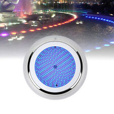 LED RGB Swimming Pool Lights Spa Lights Stainess Resin filled Outdoor Lamp 18w