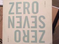 """Break Alix Perez Icicle Sabre – Zero Seven Zero EP 2x12"""" Vinyl Drum and Bass"""