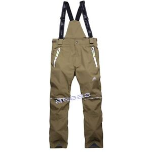 Outdoor Waterproof Men's Warm Ski Snowboard Pants Winter Hiking Skiing Trousers