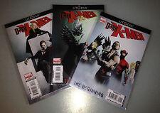 Dark X-Men #1-3: Utopia-The Beginning (Complete) NM Jae Lee