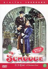 Scrooge (1951) DVD (Sealed) ~  A Christmas Carol