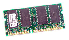 Elpida MC-4516CD642XS-A75 (128MB SDRAM PC133 133MHz SO DIMM 144-pin) Memory