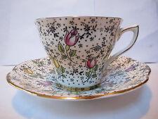 "Rosina ""June"" Teacup and Saucer"