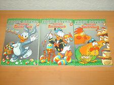 Comics 3 LTB Sonderbände Frohe Ostern Band 2, 3 und 4 1A Zustand
