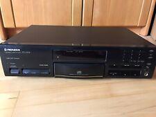 Pioneer PD-S507 CD Player Stabiles Plattentellerlaufwerk Vintage Kult UK Made