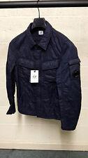 Cp Company Ropa Teñida Acolchado Overshirt de Superdry Azul marino BNWT