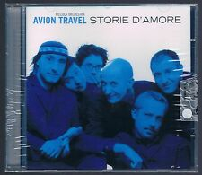 AVION TRAVEL STORIE D'AMORE CD F. CAT. SIGILLATO!!!