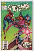 Spider-Man #58 (May 1995, Marvel) Mark of Kaine [Scarlet Spider] Mackie Lyle m
