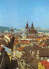 Czech R. Praha A view from the Powder Tower into Celetna Street