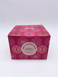 Dusk Raspberry & Rosewater Soy Candle