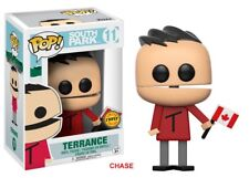 "New Pop Television: South Park - Terrance 3.75"" Funko Vinyl CHASE"