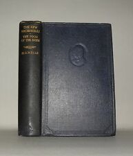 H.G. Wells -The New Machiavelli & The Food of the Gods- c1930 HB