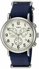 Brand New Timex TWC063800 Weekender  Chronograph 40mm Watch