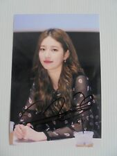 Suzy Bae Miss A 4x6 Photo Korean Actress KPOP autograph signed USA Seller 17