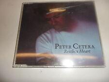 CD  Peter Cetera - Restless heart