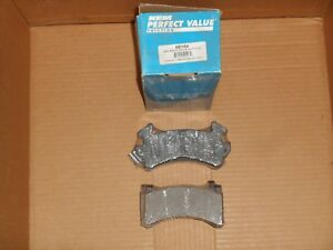 Chevy GMC Cadillac Buick Olds Pontiac 1978-2002 Front Brake Pads Kemparts MD154