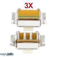 3x Samsung Galaxy S4 Mini i9190 i9195 SMD Power Ein Aus Schalter Taste Knopf