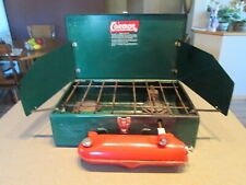 "Vintage  Coleman  2 Burner Campstove Model 431-A  ""Clean"" Made in Canada"