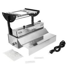 Dental Lab Equipment Autoclave Sterilization Handpiece Heat Sealing Machine US
