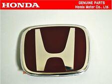 """Cobra Honda Acura Integra Type R Chrome /& Black /""""R/"""" Emblem Badge"""