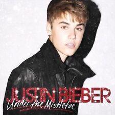 Under the Mistletoe [LP] by Justin Bieber (Vinyl, Sep-2016, Def Jam (USA))