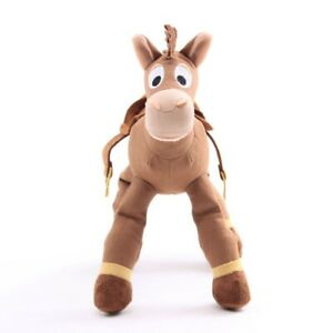 Disney Pixar Toy Story 4 Giddy-Up Bullseye Horse Soft Plush Doll Toy