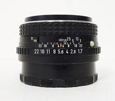 Pentax-M SMC 50mm F1.7 K Mount - Excellent +