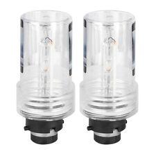 2* D2S 12V 35W 6000K HID White Light Mercury-free Xenon Bulb Lamp Replacement