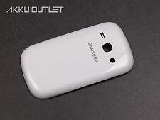 Samsung Galaxy Fame S6810 Akkudeckel cover back Gehäuse - WEISS / NEU
