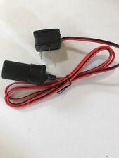 Adapt It 3 | Caravan Motorhome 2 pin Sockets | 12v Adaptor Plug to 12V Socket