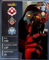 Apex Legends 20 Kill and 4K Badge XBOX ONLY